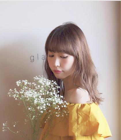 ⭐︎10分カウンセリング付⭐︎柔らか質感カラー+選べる質感TR¥6500