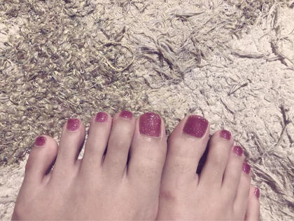 👣 Foot : one color 👣                 ※オフなしのみ