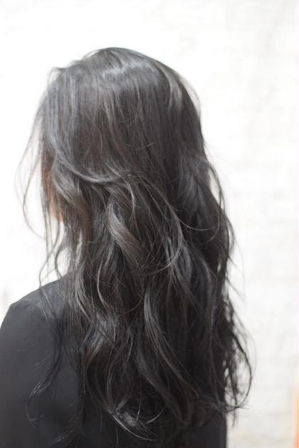 """【平日限定☆】""""natural black color"""""""