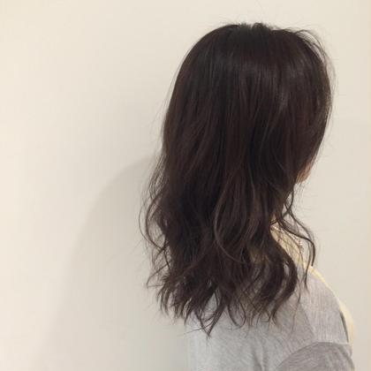 platinagray.. allys hair所属・ozawakanaのスタイル