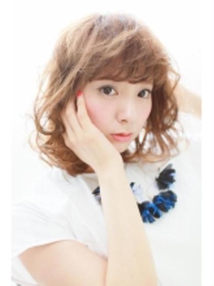 LOUVRE   total beauty salon  生駒店所属・山本知花のスタイル