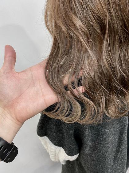 新規限定【1回目〜3回目までOK!!】🧡ダブルカラー🌈➕前髪カットorメンテナンスカット➕透明カラー➕トリートメント