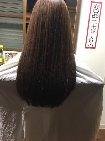 ロングスタイル ヘアデザイナーズシルク所属・川崎優太のスタイル