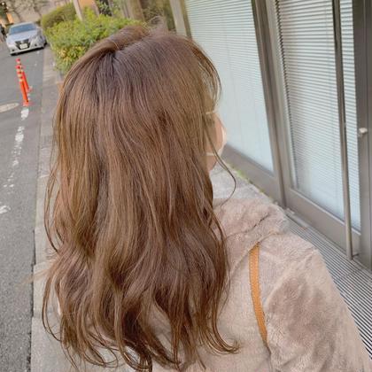 🐵 【赤味消します】アディクシーカラー + トリートメント