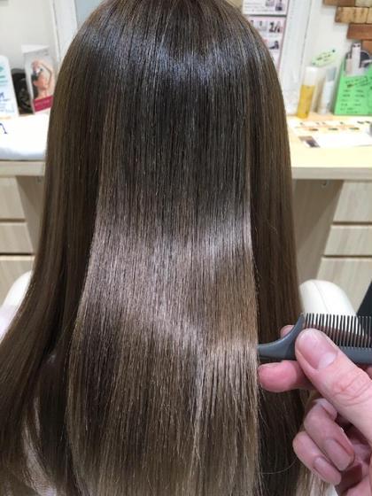 【17時まで】🌈メディアで話題🌈酸熱トリートメント✨オーダーメイドの髪質改善✨✨