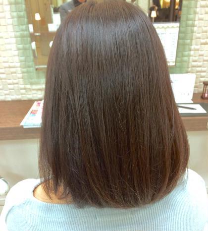 ✨艶々サラサラ✨髪質改善🧪(パーマ) 髪質改善トリートメント