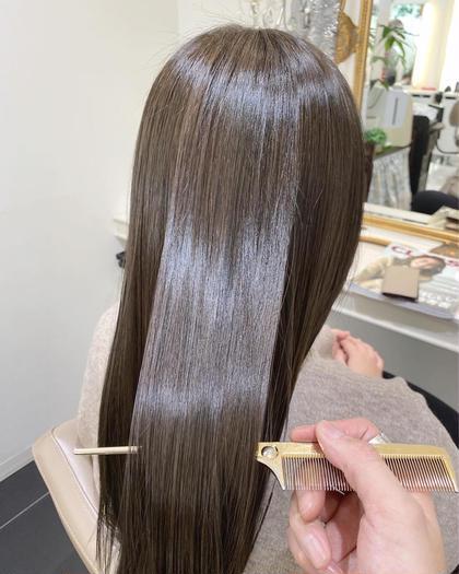 【トレンドケアで最高の髪質に🎵】髪質改善トリートメント