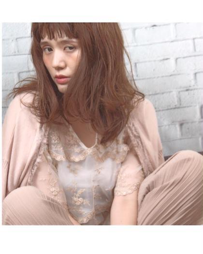 サロン撮影 ♡ Li'a by neolive  松戸店所属・江原彩華のスタイル