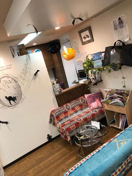 待合室です♪ 東京小顔大船AVANTI整体院所属・長田桃果のフォト