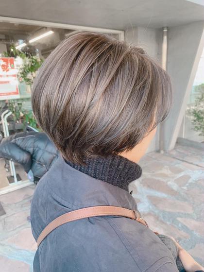 minimo割✨【黒髪卒業🌿】パーソナルカラー+ライトトリートメント+1ヶ月もつホームケアトリートメント付き✨