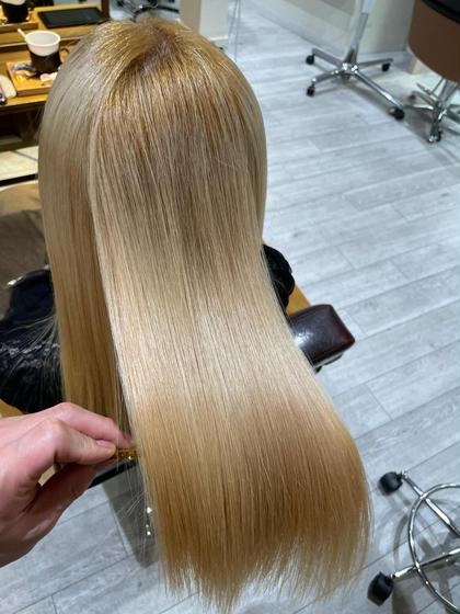 髪質改善サブリミックトリートメント