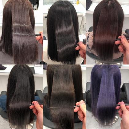 🌈SNSで大人気🌈💕ハイダメージ毛もサラツヤ綺麗にします💕髪質改善(酸熱)トリートメント💕(炭酸Spa付)