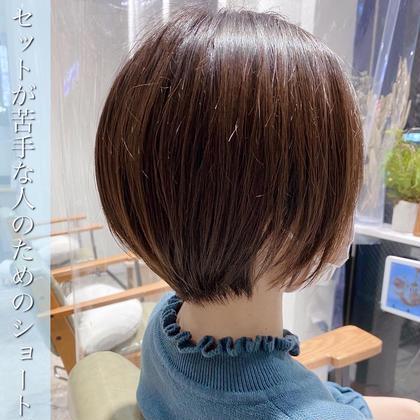✨似合わせカット+カラー+2stepトリートメント✨+2000円でイルミナカラー🌈かフュージョニスト🌈に変更可!