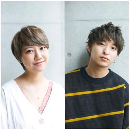 hairsalond…所属・stylistyun(ユン)のスタイル