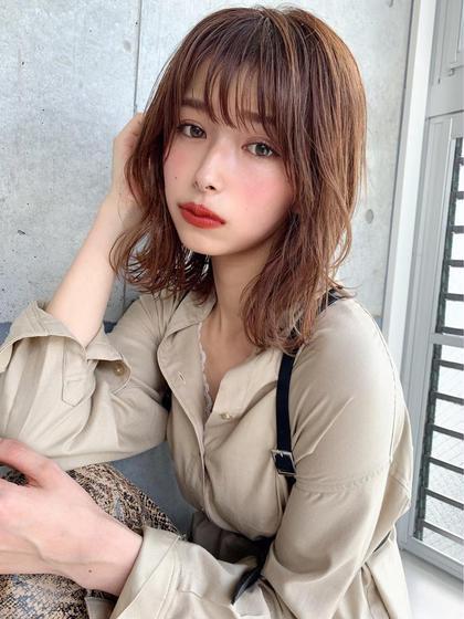 ☘似合わせカット+髪質改善(酸熱)トリートメント☘(炭酸Spa付) 【+¥1100トリートメントランクアップ】