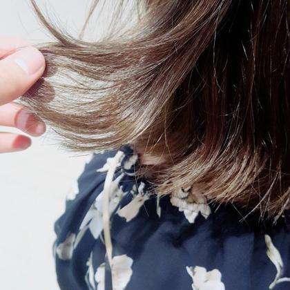 💐平日ご新規様限定価格💐前髪カット+透明感フルカラー🌷
