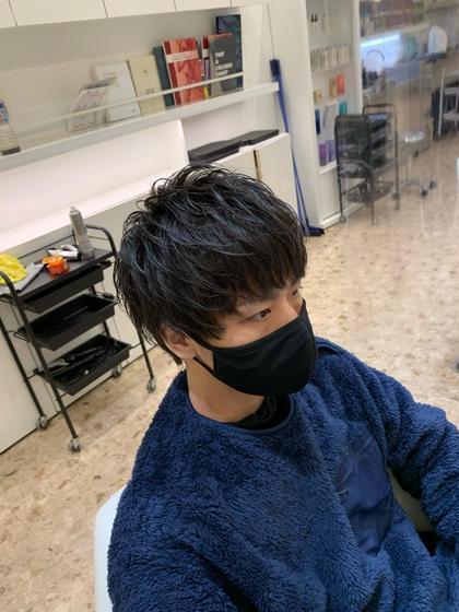 【minimo限定】【学生限定】メンズカット¥3000