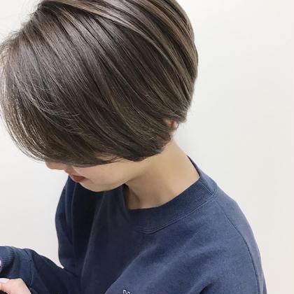🌈超お得‼︎ノーベル賞トリートメント+透明感カラー+デザインカット🌈