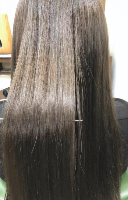 【髪質改善】オーダーメイドoggiottoトリートメント&カット