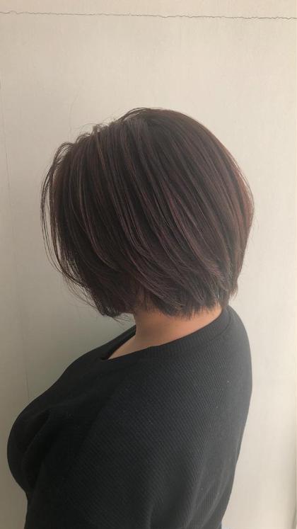 CAPA茅ヶ崎所属のかばさわみゆうのヘアカタログ