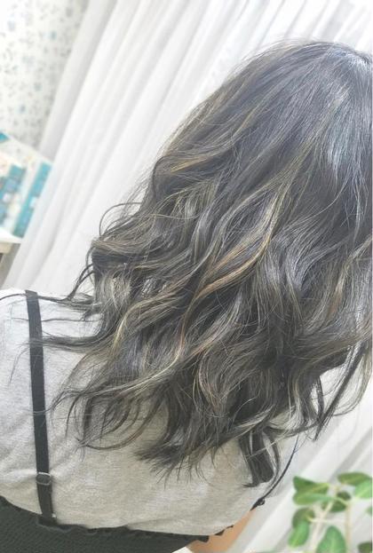 ❤️ハイライトカラー・ローライトカラー+トリートメント❤️
