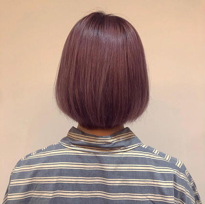 ダメージレス✨ハイトーン✨W color【ケアブリーチ+カラー】
