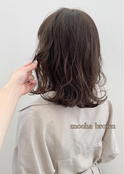 人気no.3👼💓『透明感カラー』+ 『生トリートメント』+『前髪カット』