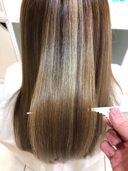 ✔️【縮毛矯正でダメージさせたくない方❣️】ダメージレス縮毛矯正🌟どんな髪の毛もお任せください💖