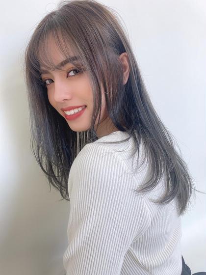 【🎊髪質改善艶カラー🎊】✨イルミナカラー✨+カット+ベーストリートメント