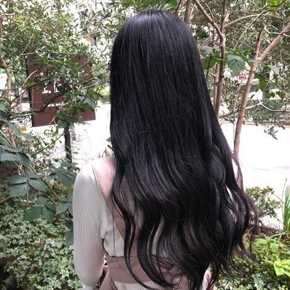【黒染めを使わない暗髪に】リクルートカラー