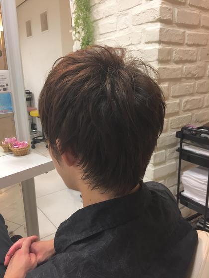★メンズオススメ★カット&シャンプー