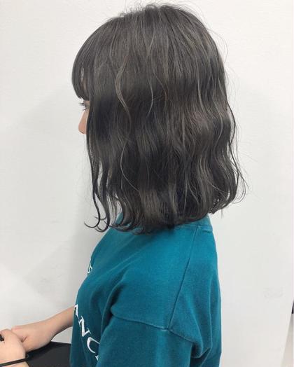 nishimuranarumiのヘアカラーカタログ