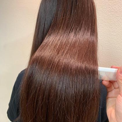 🌈カラーモデル募集中🌈[インスタで話題]高発色N.カラー(ワンカラー)+髪質改善Aujuaトリートメント