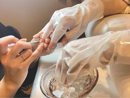 5月末で終了【通常価格より3,000円OFF❗️】アロマハンドスパ&自爪ケア👏🏻癒され効果抜群❤️