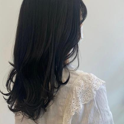 💐[艶感欲しい方必見✨]韓国小顔カット+イルミナカラー+ソヴァールトリートメント