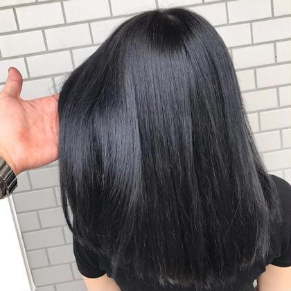 ナチュラルストレートパーマ✨ Hair Trip's所属・寺門光のスタイル