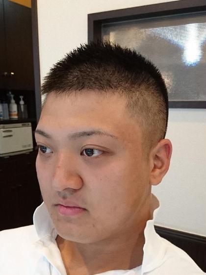 barbier GRAND GINZA所属・菊地武治 グラン マネージャーのスタイル