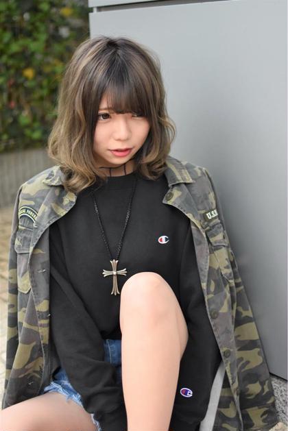 【NOAH】 Noahカラー+ローズオイルトリートメント ¥5500