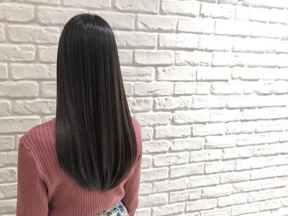 ❤️ナチュラルストレートパーマor縮毛矯正+クイックトリートメント❤️【学生限定】