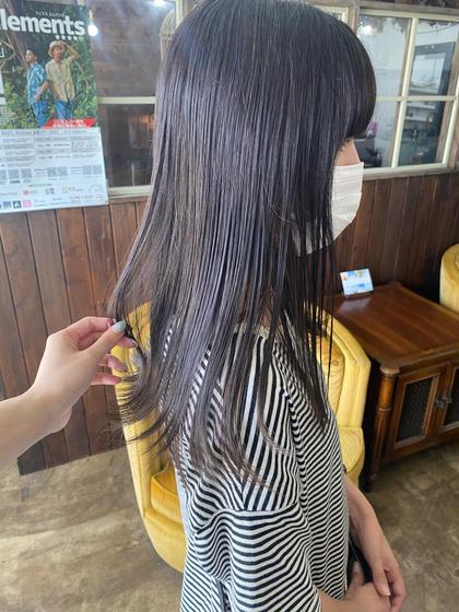 【✨美髪✨】                    カット+カラー+トリートメント