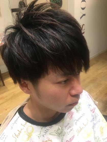 HAIRSYOSHIOKA所属・堤生智のスタイル