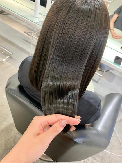 🧖🏻♀️乾燥が気になる方に🧖🏻♀️[ukaショートスパ]+[髪質改善トリートメント]+[ワンカールアレンジ]