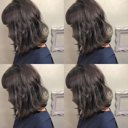 カラー、イルミナカラー、トリートメント HAIR DESIGN chambord所属・菰田真希のスタイル