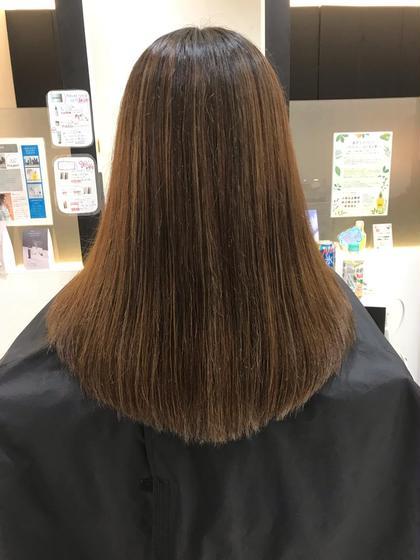 大注目の限定価格⭐️(初回¥6000相当シャンプー&トリートメント付き)髪質改善ヘアエステ🌟