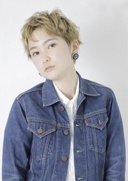 外人の少年風、ボーイッシュショート☆☆   カラーは、相談して下さい^ ^
