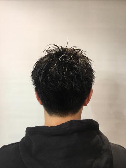 メンズ 短髪スタイル