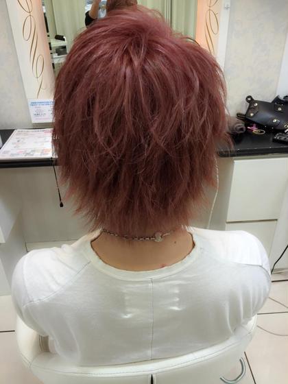 メンズ★ EARTH 赤羽店所属・奥山義進のスタイル