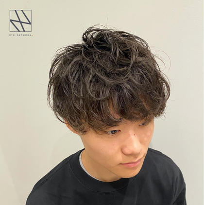 GO TODAY SHAiRE SALON 表参道所属の💥✂︎メンズ特化RYO✂︎💥のヘアカタログ