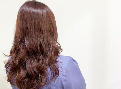 ❤︎前髪カット & ワンカラー❤︎