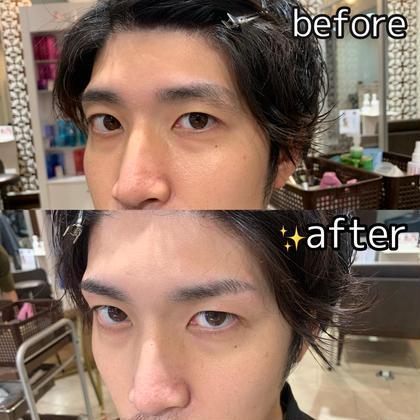 🦋似合わせ眉毛🦋BDBワックス脱毛